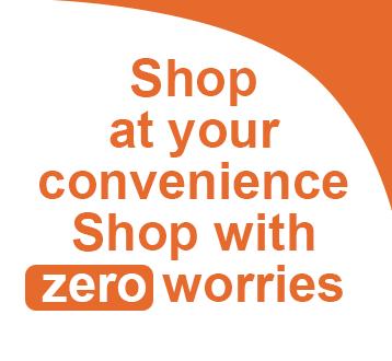 #Shop-With-Zero-Worries